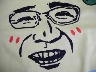 デカプリTシャツ(製品への総柄プリント)