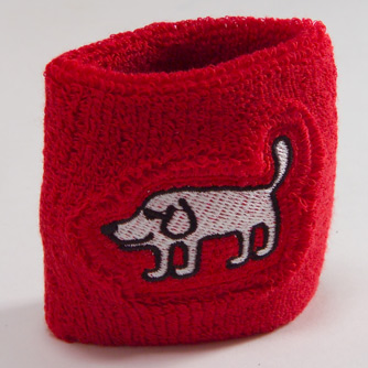 マーク刺繍例