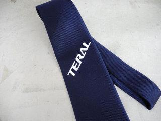 ネクタイにカッティング プリント製作例